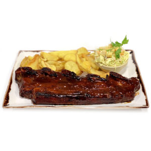 Cotton Grill. Charcoal Ribs. Cotton Beef Ribs Special