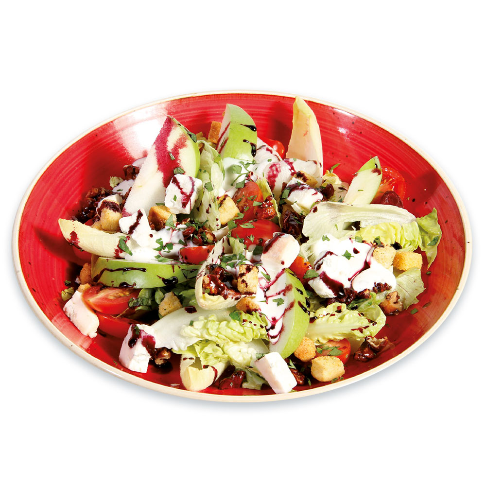 Cotton Grill. Ensalada. Red and Blue Cotton Salad