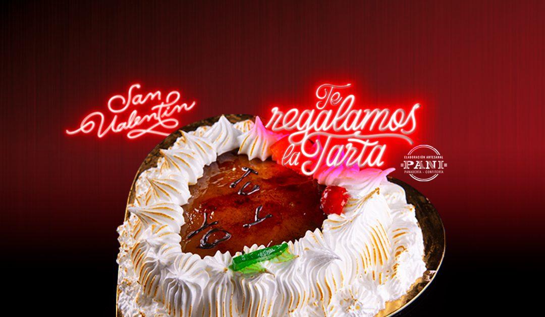 Cotton Grill te regala una tarta por San Valentín